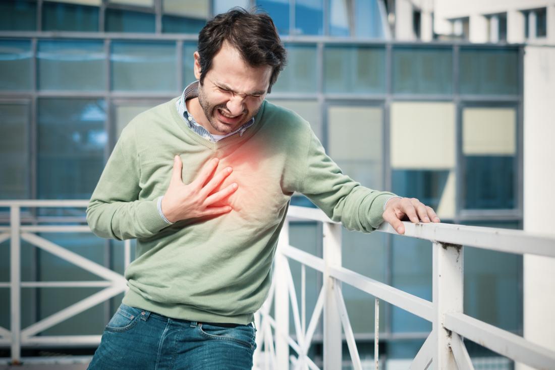 さまざまなタイプの心臓発作があります