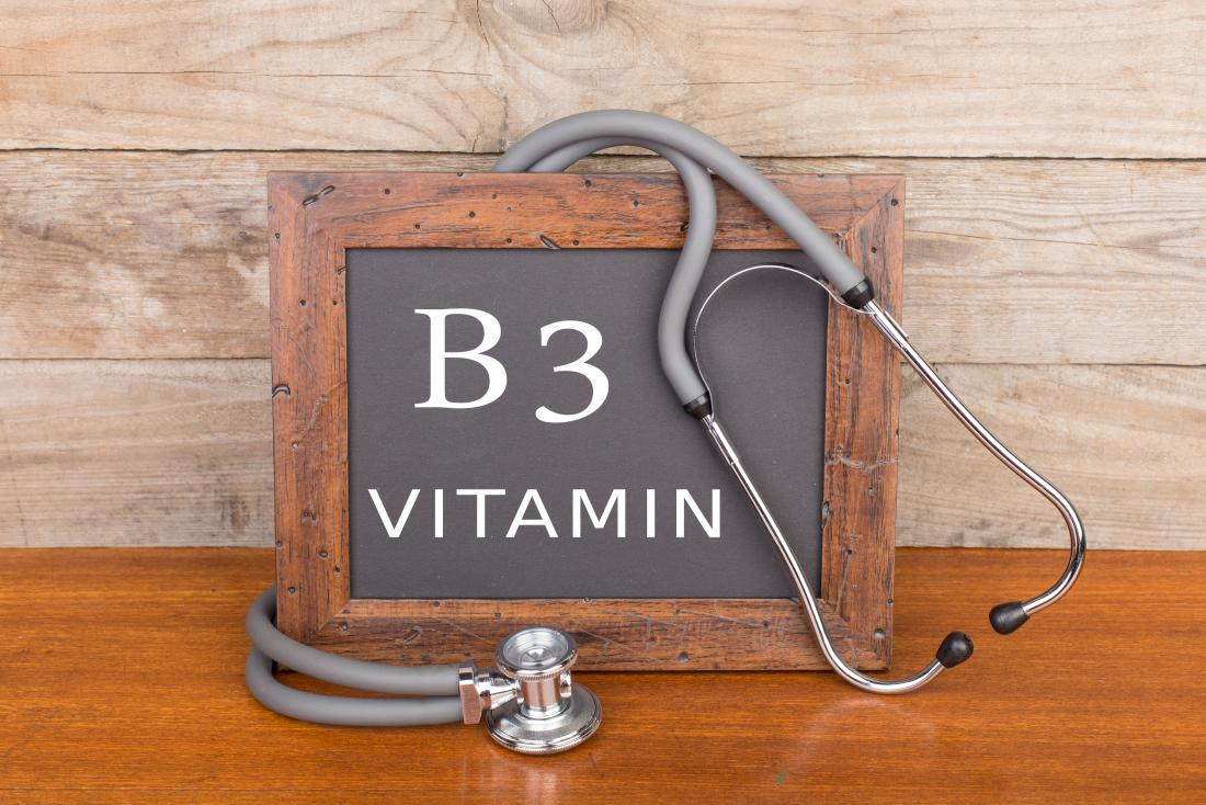 signe de vitamine b3