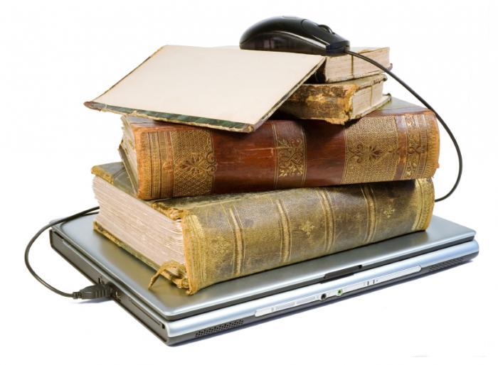 [Bücher und Computer]